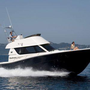 Rodman Fishercruiser 1250