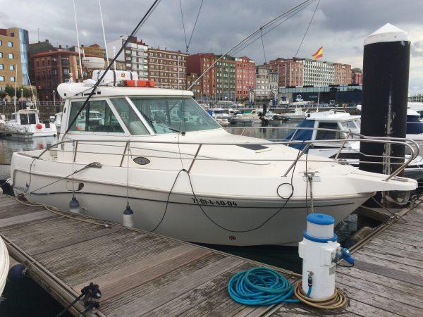 Embarcación FAETON 840