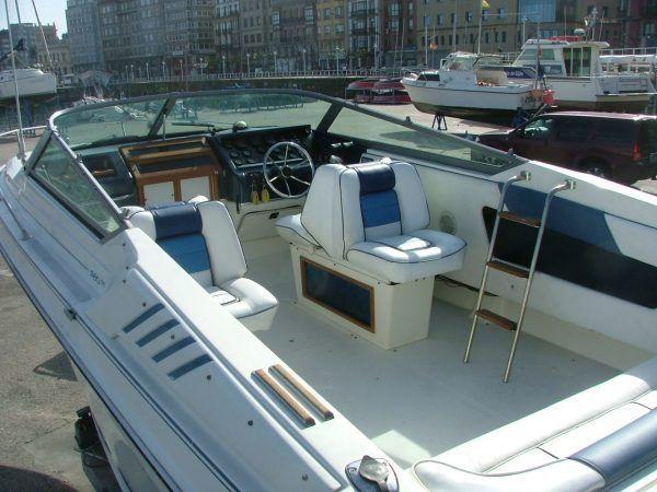 Barco Sea Ray 260 Cabin