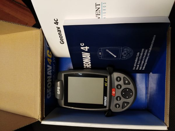 Plotter GPS GEONAV 4C