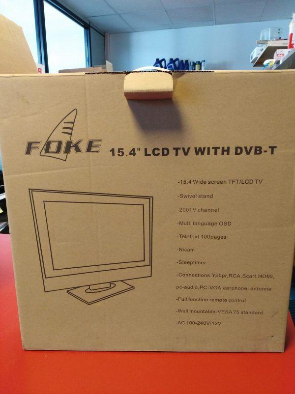"""Televisión FOKE 15.4"""""""