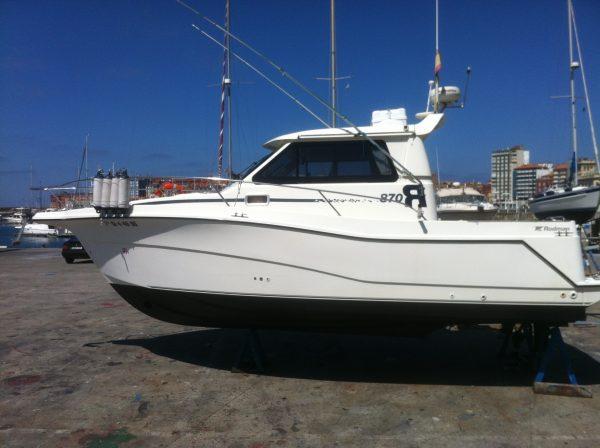 Barco Rodman 870