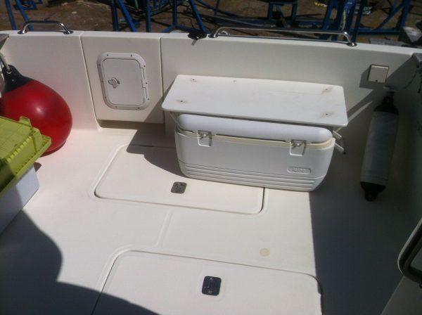 Embarcación Rodman 870