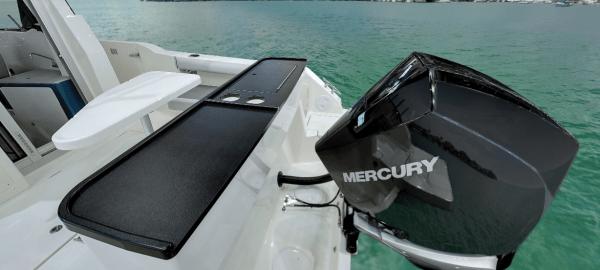 Quicksilver 805 Pilothouse Fueraborda Mercury