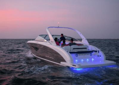 Instalación eléctrica en barco
