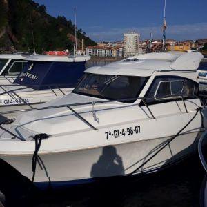 Embarcación QUICKSILVER 640 WEEKEND