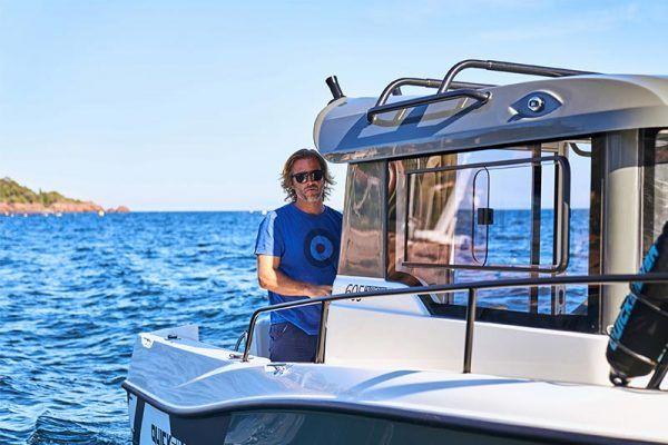 barco de pesca Quicksilver 605 pilothouse de venta en asturias
