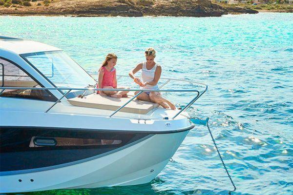 barco de pesca Quicksilver 755 weekend