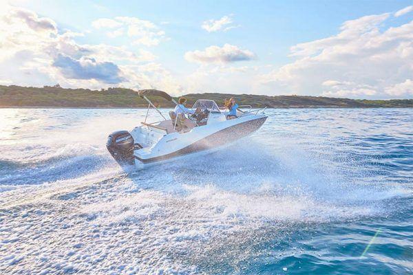 barco quicksilver 605 open en venta