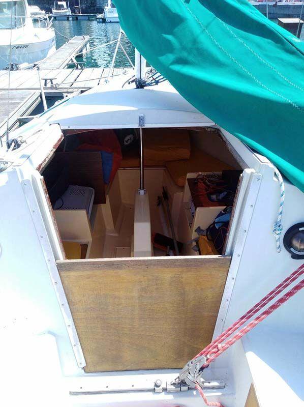 Barco Velero Ocasion