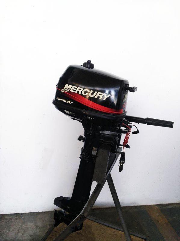Motor fueraborda Mercury F4 ML Fourstroke en venta en asturias